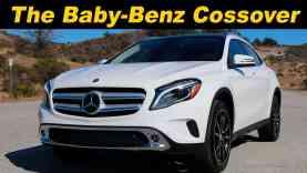 2015 / 2016 Mercedes GLA 250 Review