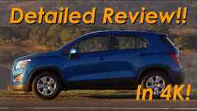 2015 Chevrolet Trax Detailed Review and Road Test