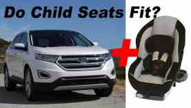 2015 Ford Edge Child Seat Review