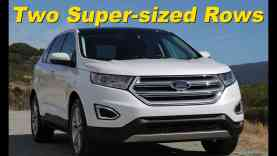2015 Ford Edge Ecoboost Detailed Review
