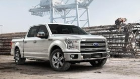 2015 Ford F-150 Platinum 4×4 Preview
