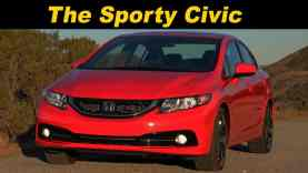 2015 Honda Civic Si Sedan Review
