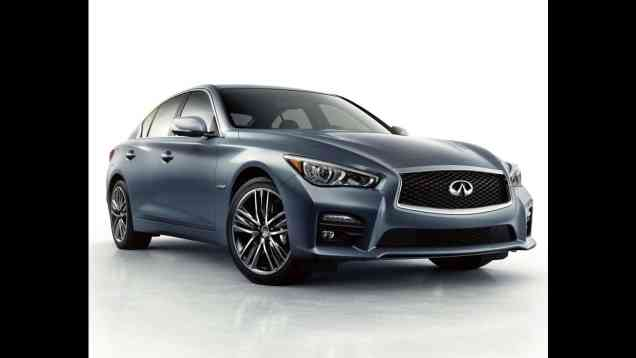 2015 Infiniti Q50S Preview