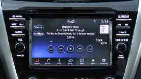 2015 Nissan Murano Infotainment System Revirew (NissanConnect)