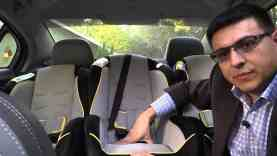 2015 Volvo S60 Child Seat Review