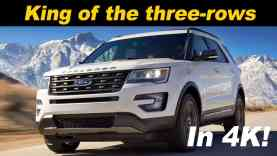 2016 / 2017 Ford Explorer Review