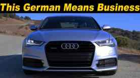 2016 Audi A6 3.0T Quattro Review