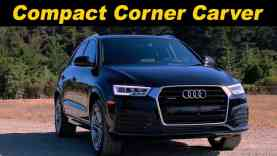 2016 Audi Q3 Review – Excellent Handling in a Compact Package