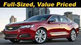 2016 Chevrolet Impala Review