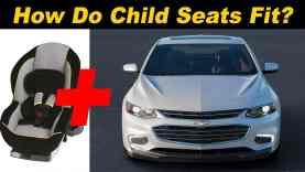 2016 Chevrolet Malibu Child Seat Review