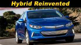 2016 Chevrolet Volt  Review