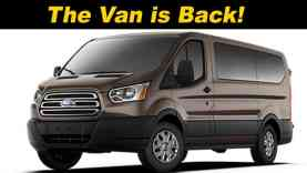 2016 Ford Transit Wagon Review