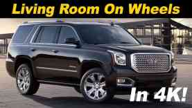 2016 GMC Yukon / Chevy Tahoe / Suburban Review