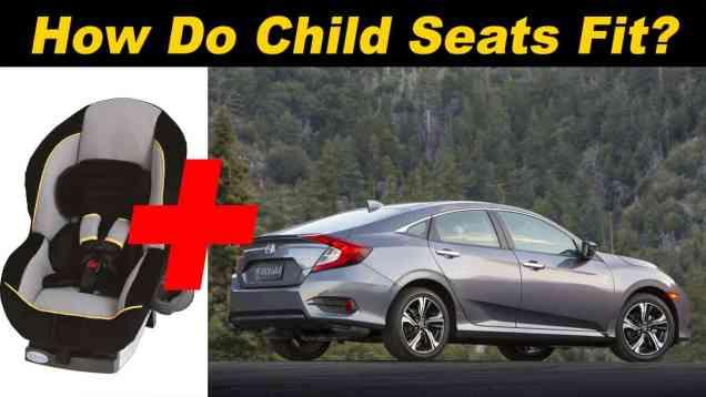 2016 Honda Civic Child Seat Review