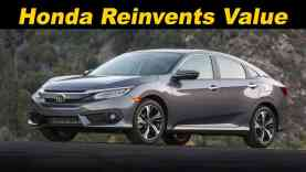 2016 Honda Civic EX Review