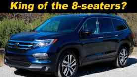 2016 Honda Pilot Review