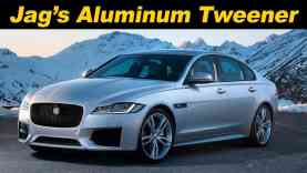 2016 Jaguar XF 35t R-Sport Review