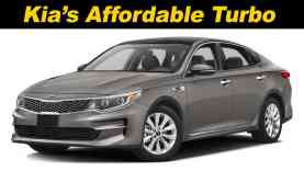 2016 Kia Optima LX Turbo (Optima Eco) Review