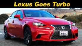 2016 Lexus IS 200t Review