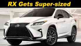 2016 Lexus RX 350 Review