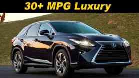 2016 Lexus RX 450h Hybrid Review