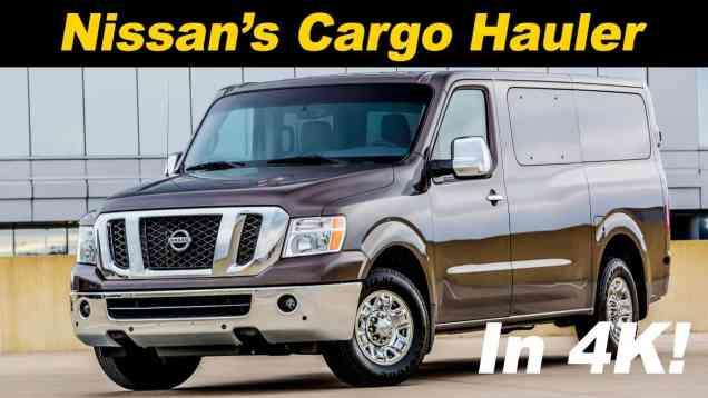 2016 Nissan NV Cargo Van Review