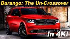 2017 Dodge Durango Review