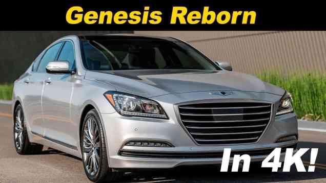 2017 Genesis G80 Review