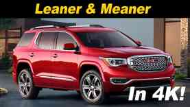 2017 GMC Acadia Review