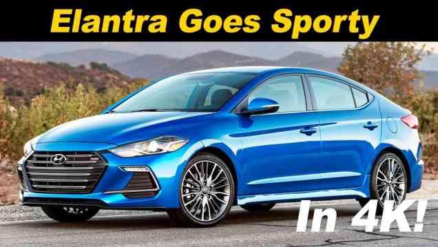 2017 Hyundai Elantra Sport Review