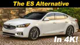 2017 Kia Cadenza (K7) Review