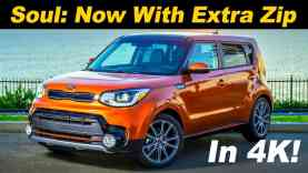 2017 Kia Soul ! Review