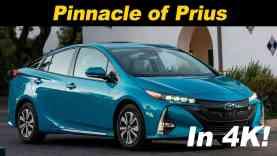 2017 Toyota Prius Prime Plug In Hybrid Review