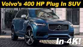 2017 Volvo XC90 T8 Plug In Hybrid Review