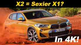 2018 / 2019 BMW X2 Review