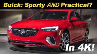 2018 / 2019 Buick Regal GS Sportback Review