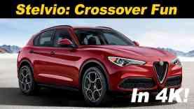 2018 Alfa Romeo Stelvio Ti Review