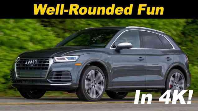 2018 Audi SQ5 Review