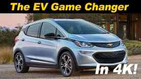 2018 Chevrolet Bolt Review