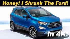 2018 Ford EcoSport AWD Review