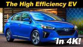 2018 Hyundai Ioniq EV Review