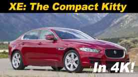 2018 Jaguar XE Review