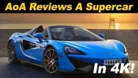 2018 MacLaren 570S Review