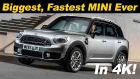 2018 MINI Countryman Hybrid Review
