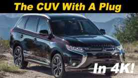 2018 Mitsubishi Outlander Plug In Hybrid Review