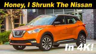 2018 Nissan Kicks Review – First Drive