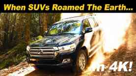 2018 Toyota Land Cruiser Review