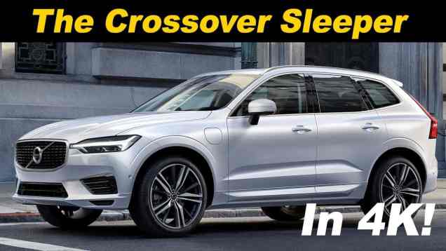 2018 Volvo XC60 T8 Hybrid First Drive Review