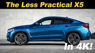 2019 BMW MX6M Review