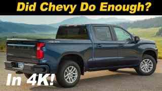 2019 Chevrolet Silverado Review